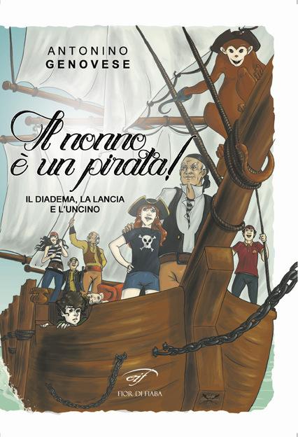 cover il nonno è un pirata